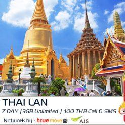 Sim Thái Lan mua tại Việt Nam