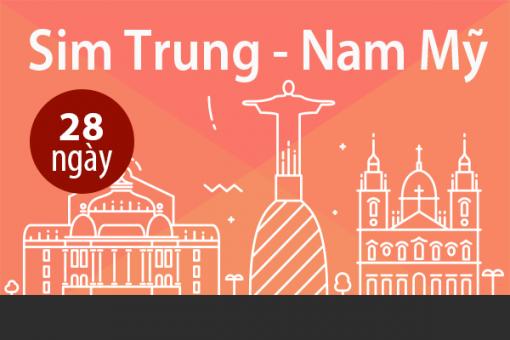 Sim Trung Nam My