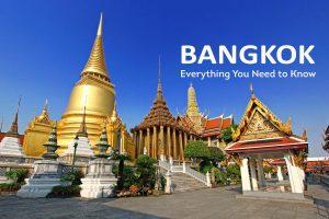 du lịch thái lan ngắm chùa phật vàng