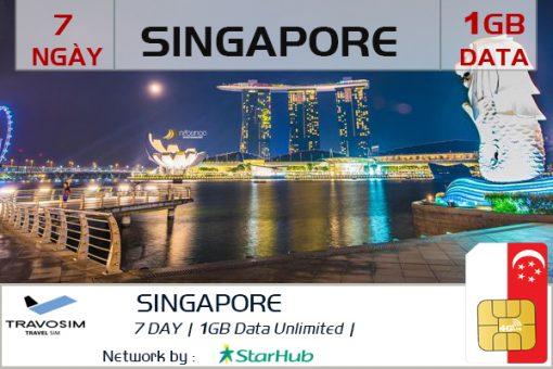 Mua Sim 4G Singapo tại Việt Nam 1