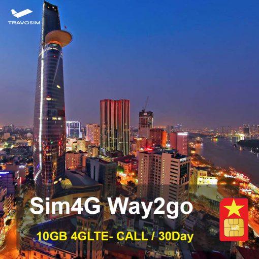 sim way2go