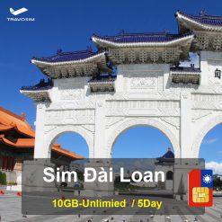 Sim4G đài Loan
