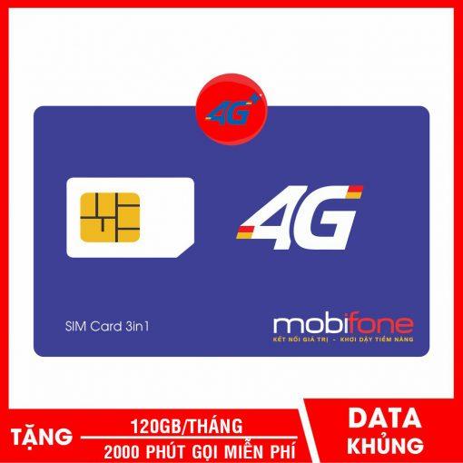 SIM MOBI 120GB